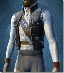 Interstellar Privateer Male Jacket