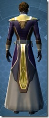 Cynosure Consular Dyed Back
