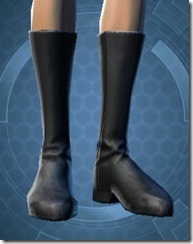Cynosure Consular Female Boots
