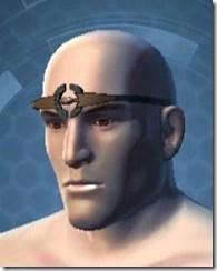 Cynosure Consular Male Headgear
