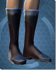 Cynosure Inquisitor Female Boots
