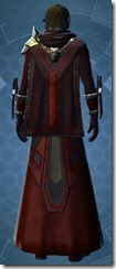 Cynosure Inquisitor - Male Back