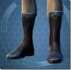 Cynosure Inquisitor Male Boots