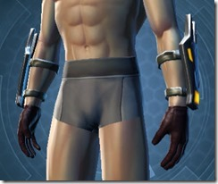 Cynosure Inquisitor Male Gloves