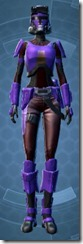 Cynosure Trooper Dyed Front