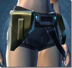 Cynosure Trooper Female Belt