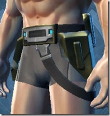 Cynosure Trooper Male Belt