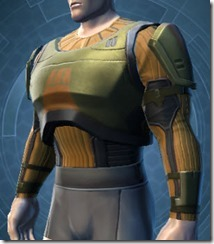 Cynosure Trooper Male Body Armor