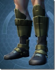 Cynosure Trooper Male Boots