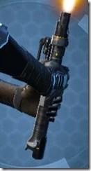 Defiant Lightsaber MK-1 Back