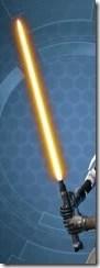 Defiant Lightsaber MK-1 Full