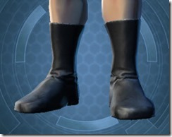 Defiant MK-1 Consular Male Boots