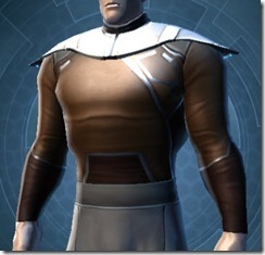Defiant MK-1 Consular Male Robe