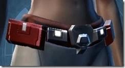 Defiant MK-1 Inquisitor Female Belt