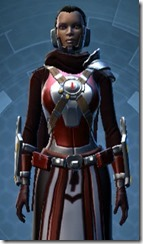 Defiant MK-1 Inquisitor - Female Close