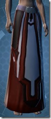 Defiant MK-1 Inquisitor Female Lower Robe