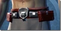 Defiant MK-1 Inquisitor Male Belt