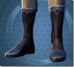 Defiant MK-1 Inquisitor Male Boots