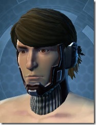 Defiant MK-1 Inquisitor Male Headgear