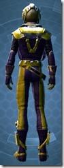 Defiant MK-1 Smuggler Dyed Back