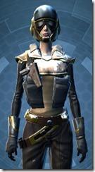 Defiant MK-1 Smuggler - Female Close