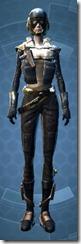 Defiant MK-1 Smuggler - Female Front