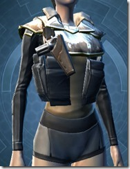 Defiant MK-1 Smuggler Female Jacket