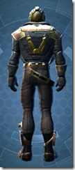 Defiant MK-1 Smuggler - Male Back
