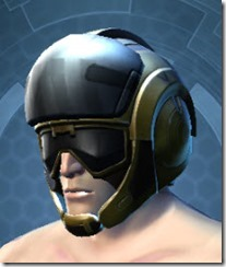 Defiant MK-1 Smuggler Male Headgear