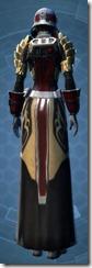 Defiant MK-1 Warrior - Female Back