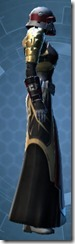 Defiant MK-1 Warrior - Female Right