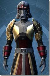 Defiant MK-1 Warrior - Male Close