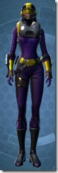 Defiant MK-4 Agent Dyed Front