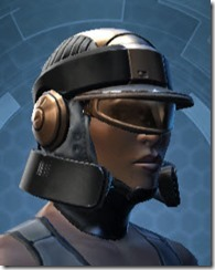 Defiant MK-4 Agent Female Headgear