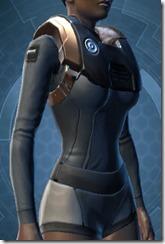 Defiant MK-4 Agent Female Jacket
