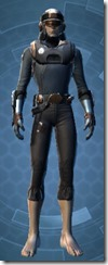 Defiant MK-4 Agent - Male Front 2