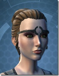 Defiant MK-4 Consular Female Headgear
