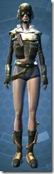 Defiant MK-4 Smuggler - Female Front