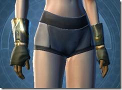 Defiant MK-4 Smuggler Female Gloves