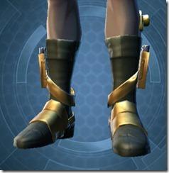 Defiant MK-4 Smuggler Male Boots