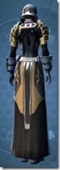 Defiant MK-4 Warrior - Female Back
