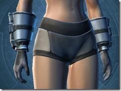 Defiant MK-4 Warrior Female Gauntlets