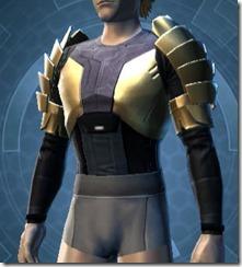 Defiant MK-4 Warrior Male Chestguard