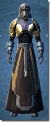 Defiant MK-4 Warrior - Male Front