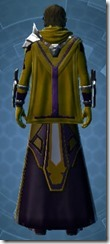Defiant NK-4 Inquisitor Dyed Back