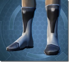 Defiant NK-4 Inquisitor Male Boots