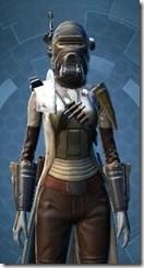 Dune Stalker - Female Close