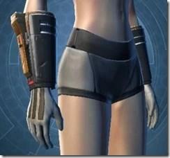 Dune Stalker Female Gauntlets