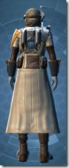 Dune Stalker - Male Back