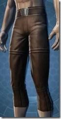 Dune Stalker Male Greaves